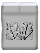 Tree Branches Duvet Cover