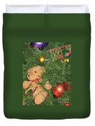 Tree Of Toys Duvet Cover