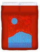 Tres Orejas Original Painting Duvet Cover