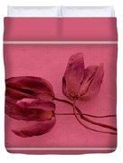 Tulip Lover Duvet Cover
