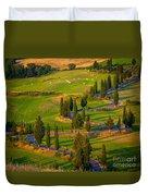 Tuscan Road Duvet Cover