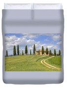 Tuscany - Pienza Duvet Cover