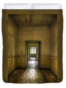 Two Doors Duvet Cover