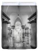 United States Capitol Crypt Duvet Cover