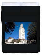 University Of Texas At Austin Duvet Cover