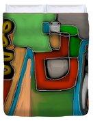 Untitled 365 Duvet Cover