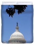 U.s. Capitol Duvet Cover