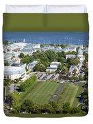 Us Naval Academy Duvet Cover