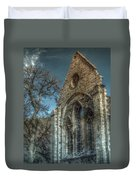 Valle Crucis Abbey Duvet Cover