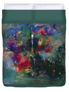 Valley Of The Waterfalls Duvet Cover