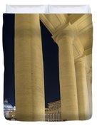 Vatican City Duvet Cover