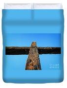 Ventura Cross Duvet Cover