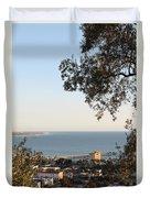 Ventura Skyline Duvet Cover