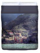 Vernazza Duvet Cover by Joana Kruse