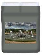 Versailles Fountain Duvet Cover