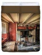 Victorian Cottage Duvet Cover