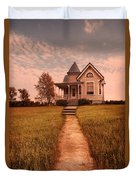 Victorian House Duvet Cover