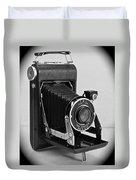 Vintage Kodak Duvet Cover