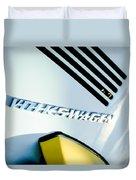 Volkswagen Vw Emblem Duvet Cover