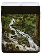 Wahkeena Creek Duvet Cover