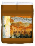 Wall Abstract 35 Duvet Cover