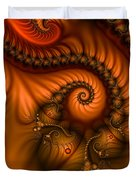 Warmth Duvet Cover