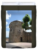 Watch Tower In Cluny Duvet Cover