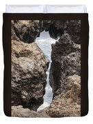 Water Hole Duvet Cover