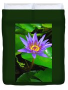 Water Lily 20 Duvet Cover