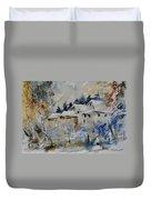 Watercolor 419082 Duvet Cover