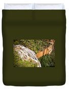 Waterfall Valley Duvet Cover