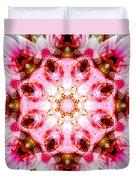 Lily Mandala Duvet Cover