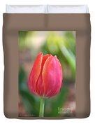 Watermelon Tulip Duvet Cover