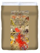 We All Bleed The Same Color II Duvet Cover