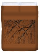 Weeping Birches Duvet Cover