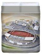 Wembley Stadium Duvet Cover
