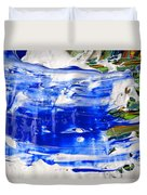 Wet Paint 54 Duvet Cover
