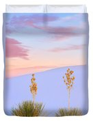 White Sands National Monument Duvet Cover