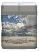 White Sands Rain Duvet Cover