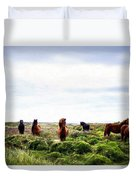 Wild And Free Duvet Cover