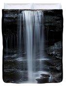 Wilderness Waterfall Duvet Cover