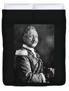 Wilhelm II (1859-1941) Duvet Cover