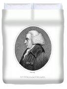 William Cullen (1710-1790) Duvet Cover