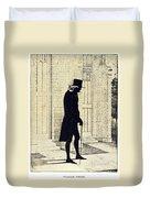William White (1748-1836) Duvet Cover