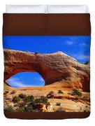 Wilsons Arch Duvet Cover