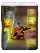 World Ice Art Championships, Child Duvet Cover