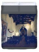Worship Duvet Cover