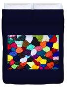 Yarn Duvet Cover