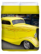 Yellow Submarine Duvet Cover