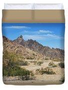 Yuma Desert Duvet Cover